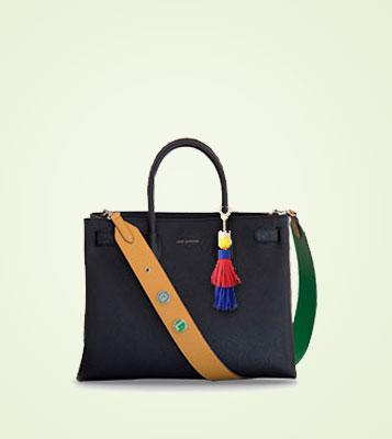 뻔해진 나의 OLD BAG을 위한 긴급 처방! 다양한 악세서리로 핸드백 꾸미기