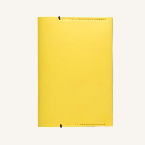 데이크라프트 여권지갑 (Yellow)