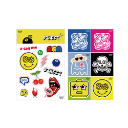 [SET] 루이까또즈 ACC StickerSet3
