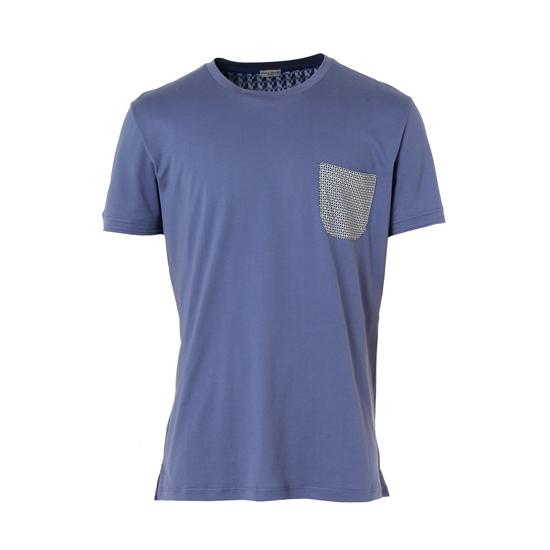 [PAOLO PECORA] 남성 티셔츠 AI1R204M1LSK