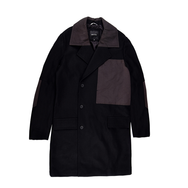 [ANTONY MORATO] 배색 코트 블랙 AK3AY04M1A...