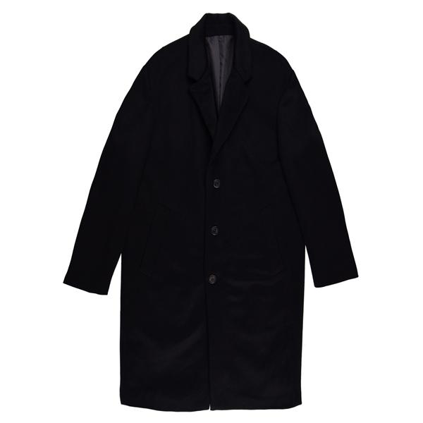 [LOUIS CLUB] 코쿠닝핏 싱글 코트 블랙 AK3RB01M...