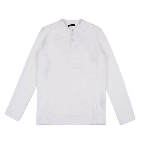 [LOUIS CLUB] 티셔츠 화이트 AK3RB02M1LWH