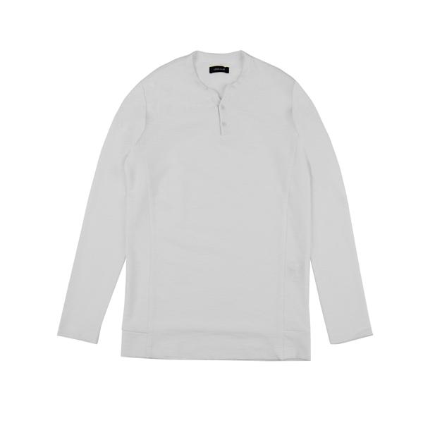 [LOUIS CLUB] 헨리넥 티셔츠 AK3RB29M1LWH