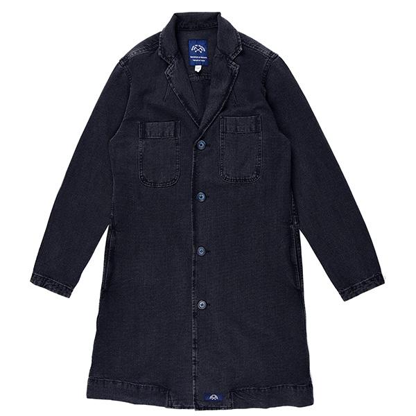 [BLEU DE PANAME] 코트 AK3XP09M1ABL