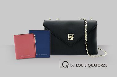 합리적인 가격! LQ by LOUIS QUATORZE