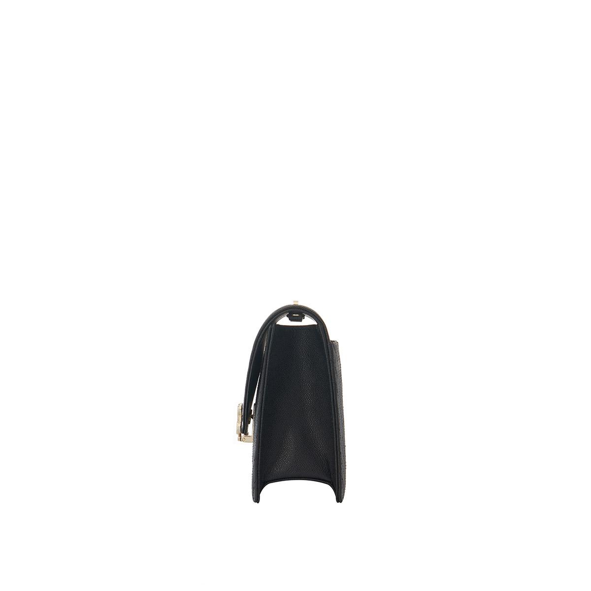 루이까또즈 MINI CAVIAR(미니캐비어) 크로스백 HO1PM22BL