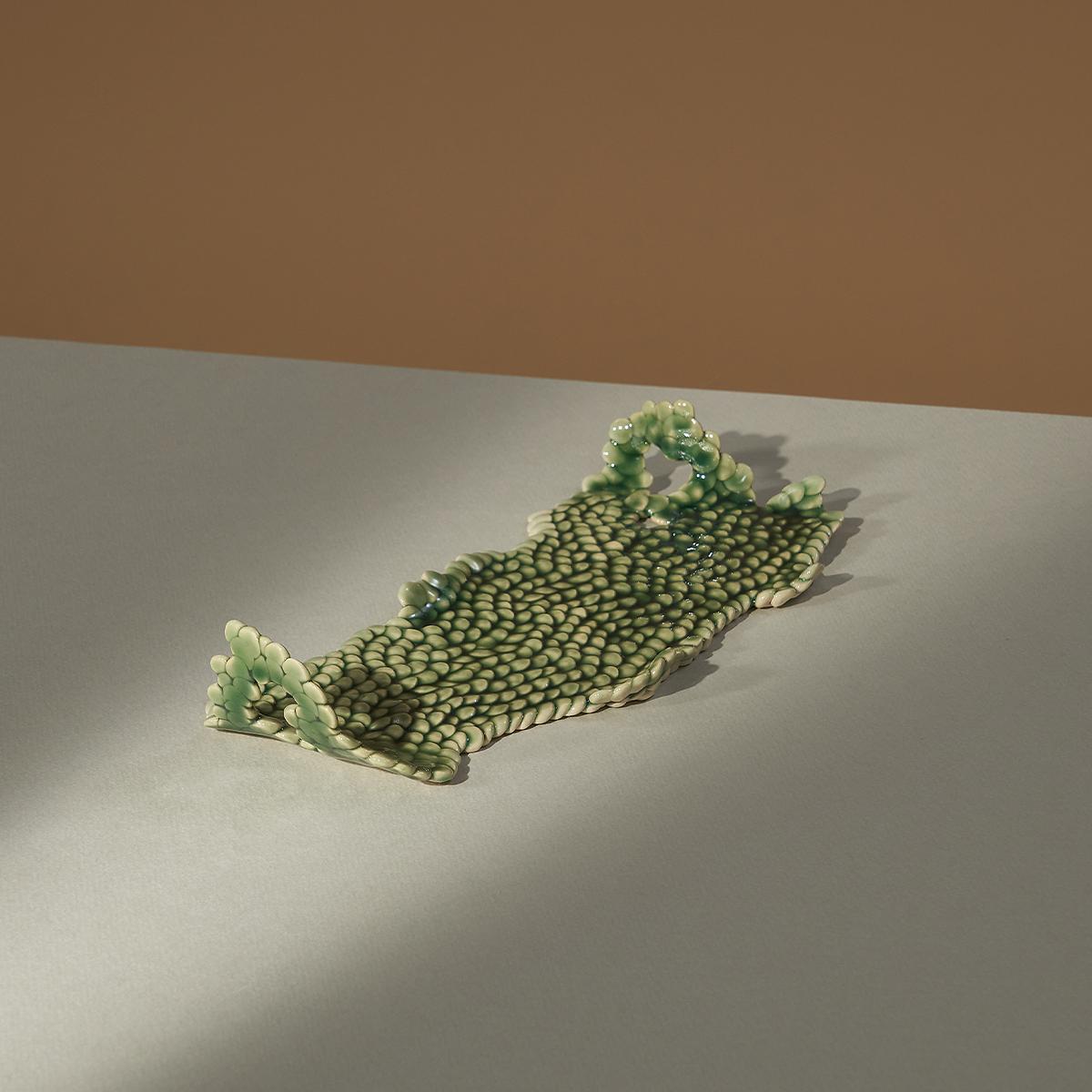 플랫폼엘 east smoke Mosaic Tray 1