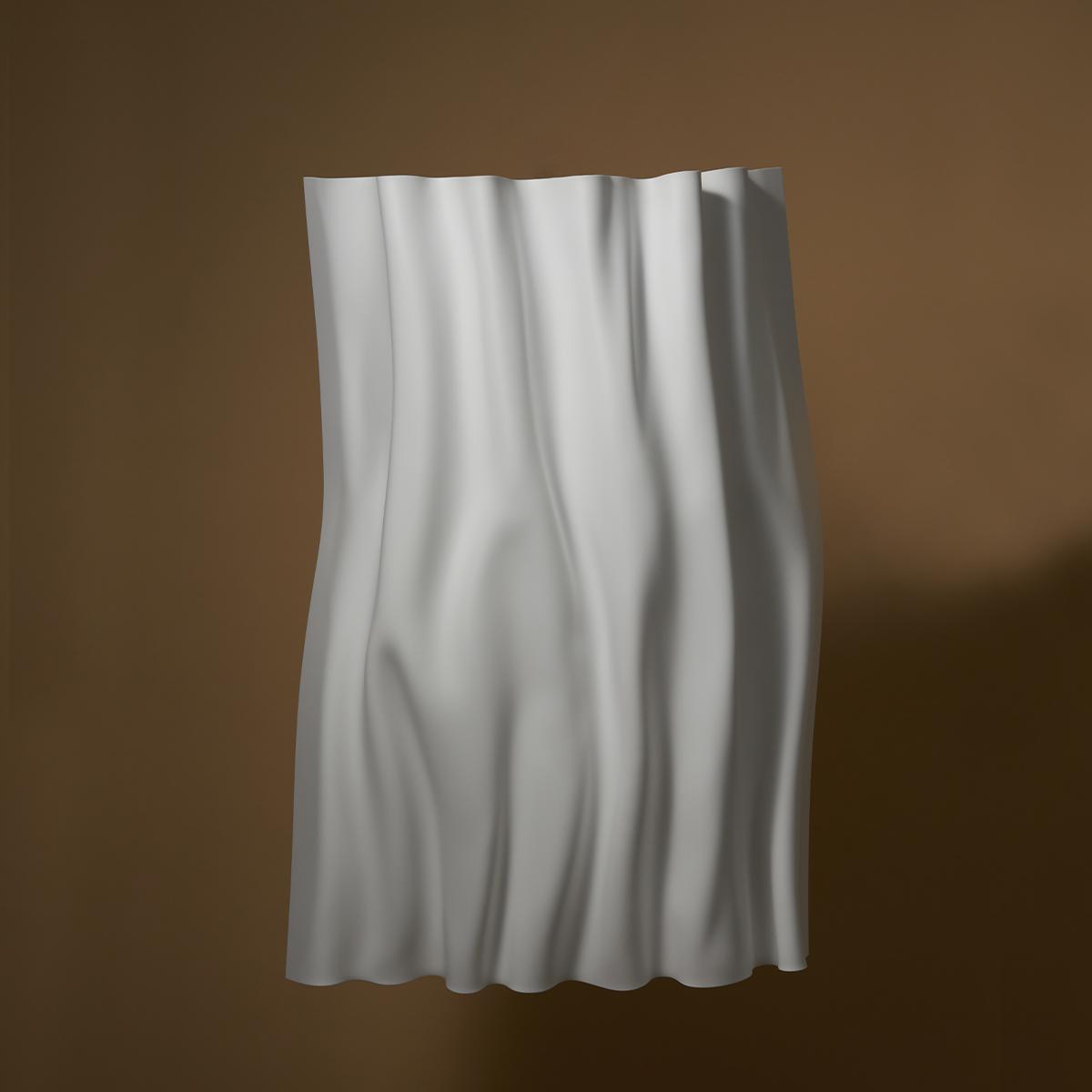 플랫폼엘 Shall We Dance blank wind - object (white)