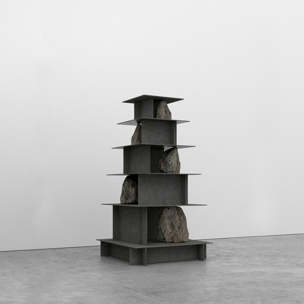 플랫폼엘 이시산 Stone Pagoda - 5 level