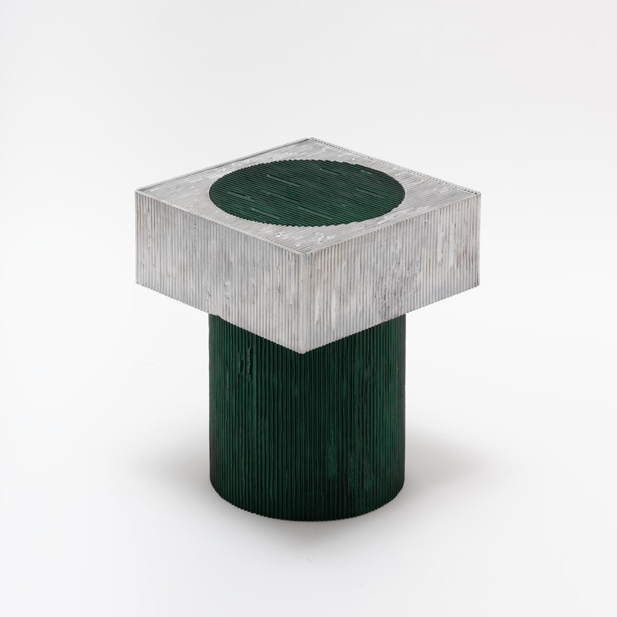 플랫폼엘 전치호 Criteria - Stool (Green)