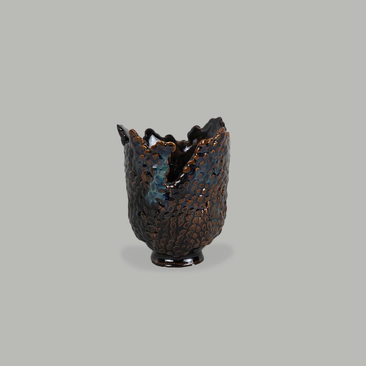 플랫폼엘 east smoke mosaic vase 2
