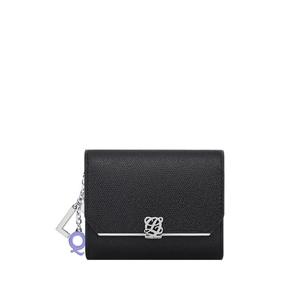 [지폐칸 추가] 루이까또즈 라라(LaLa) 여성반지갑 라벤더 SP1JR09BL