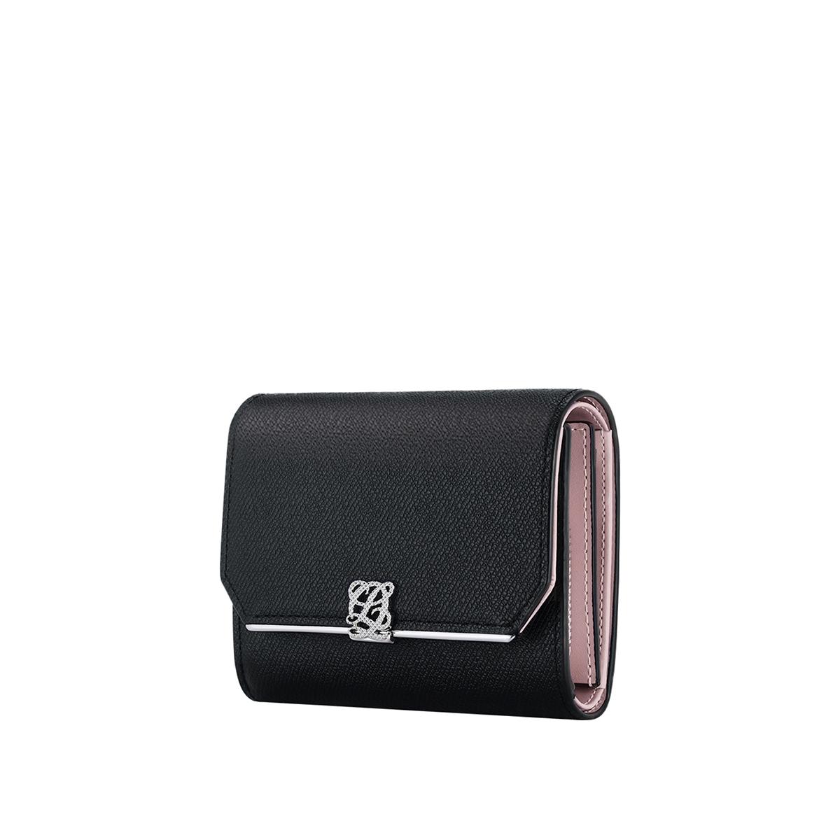 [지폐칸 추가] 루이까또즈 라라(LaLa) 여성반지갑 스트로베리 SP1JR09PI