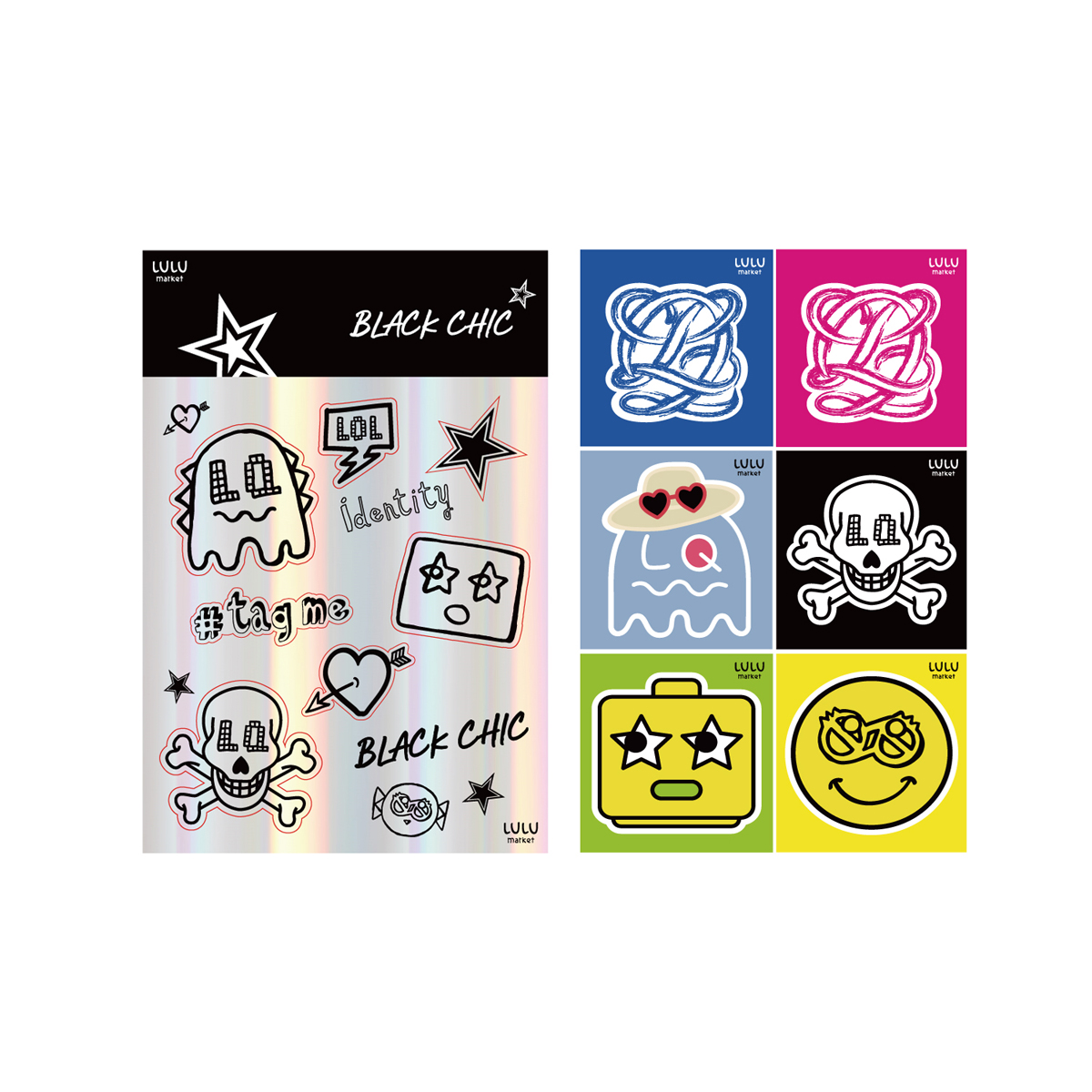 [SET] 루이까또즈 ACC StickerSet2