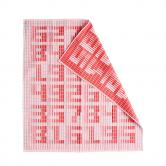플랫폼엘 martens and martens kitchen towel (red&blue)