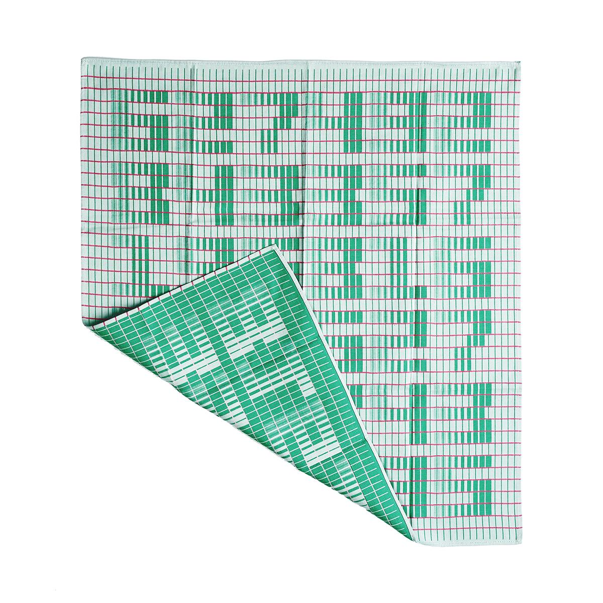 플랫폼엘 martens and martens kitchen towel (green&pink)
